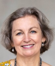 Photo of Sally De-Vitry Smith